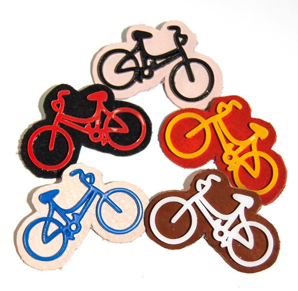 Brosa bicicleta urbana imagine