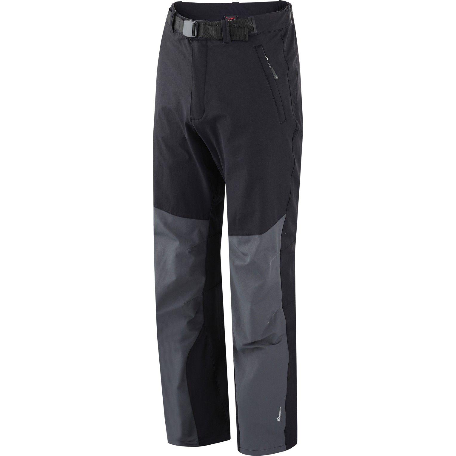 Pantaloni barbati Hannah Enduro Antracit/Gri imagine