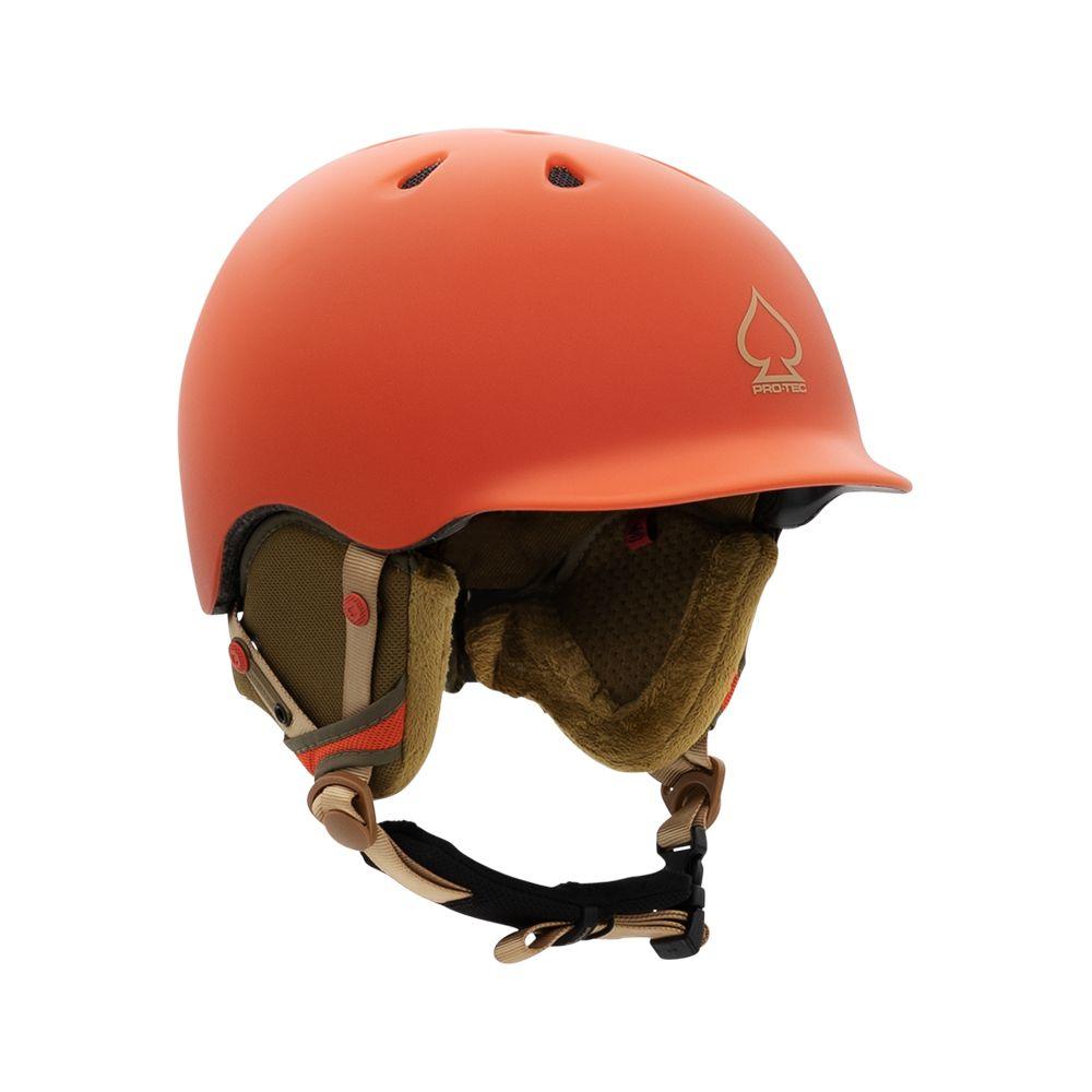 Casca schi/snowboard unisex Pro-tec Riot MIPS Snow Portocaliu imagine
