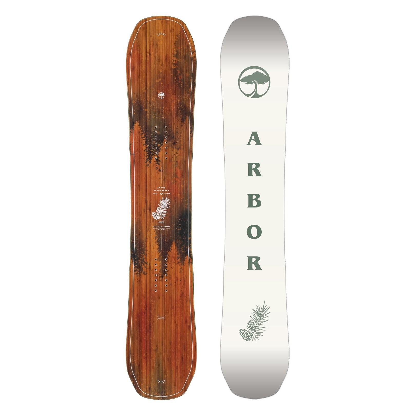 Placa snowboard Femei Arbor Swoon Rocker 20/21 imagine
