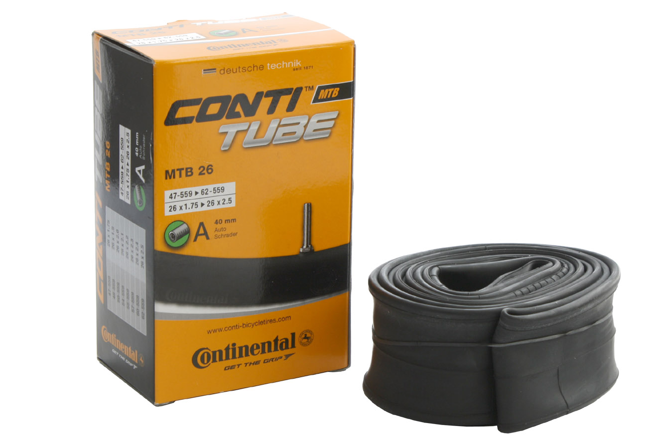 Camera bicicleta Continental MTB 26 A40 26x1.75-26x2.5 47/62-559 imagine