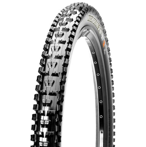 Anvelopa Maxxis 26X2.30 High Roller II 3C TR DD 120x2TPI Pliabila imagine
