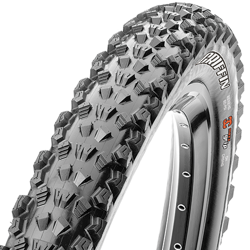 Anvelopa Maxxis 27.5X2.40 Griffin 60TPI wire SuperTacky imagine