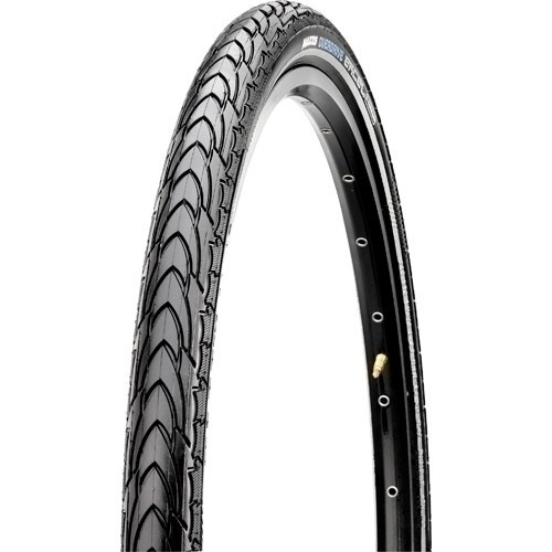 Anvelopa Maxxis 700X32C Overdrive Excel 60TPI wire Silkworm imagine