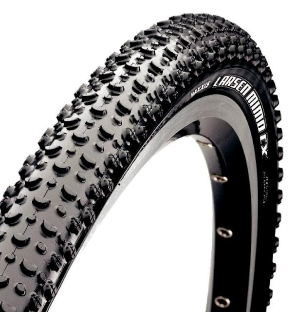 Anvelopa Maxxis 700X35C Larsen MiMo CX 60TPI wire imagine
