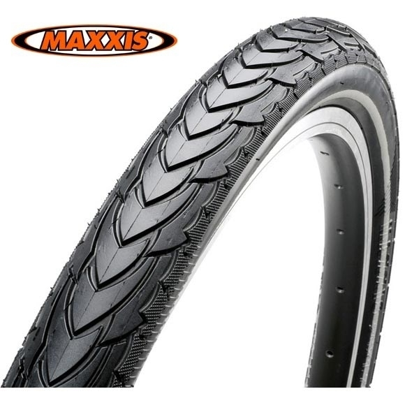 Anvelopa Maxxis 700X40C Overdrive Excel 60TPI wire Silkworm imagine