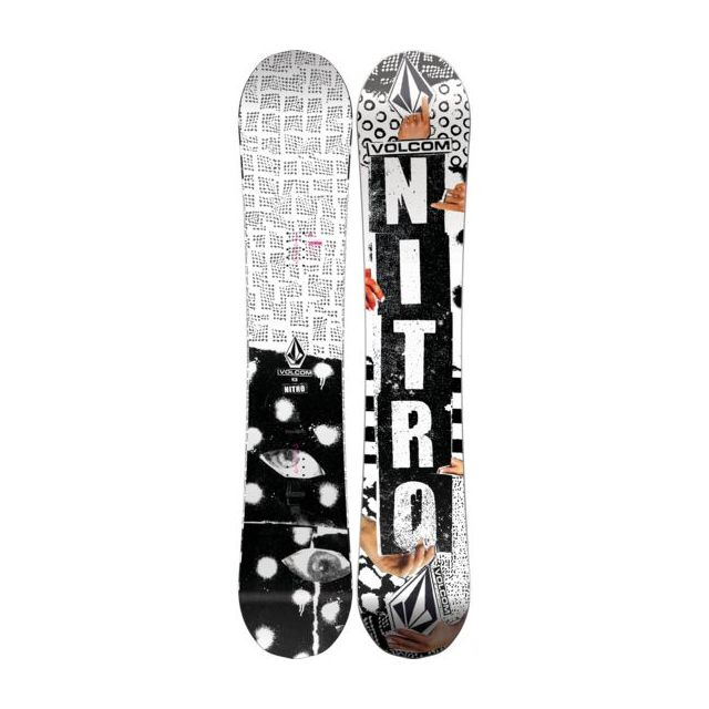 Placa Snowboard barbati Nitro Beast X Volcom 2020 imagine