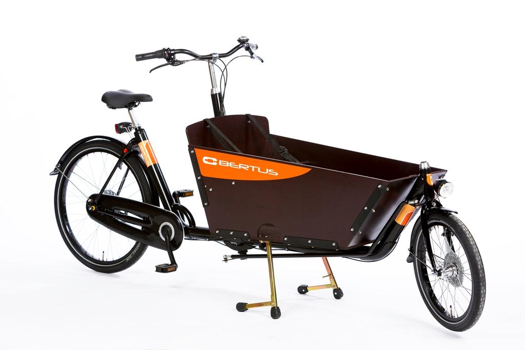 Bicicleta utilitara Bertus Bakfiets imagine