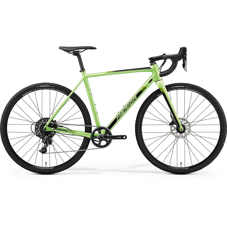 Bicicleta de cyclo cross pentru barbati Merida Mission Cx 600 Verde(Negru) 2019 imagine