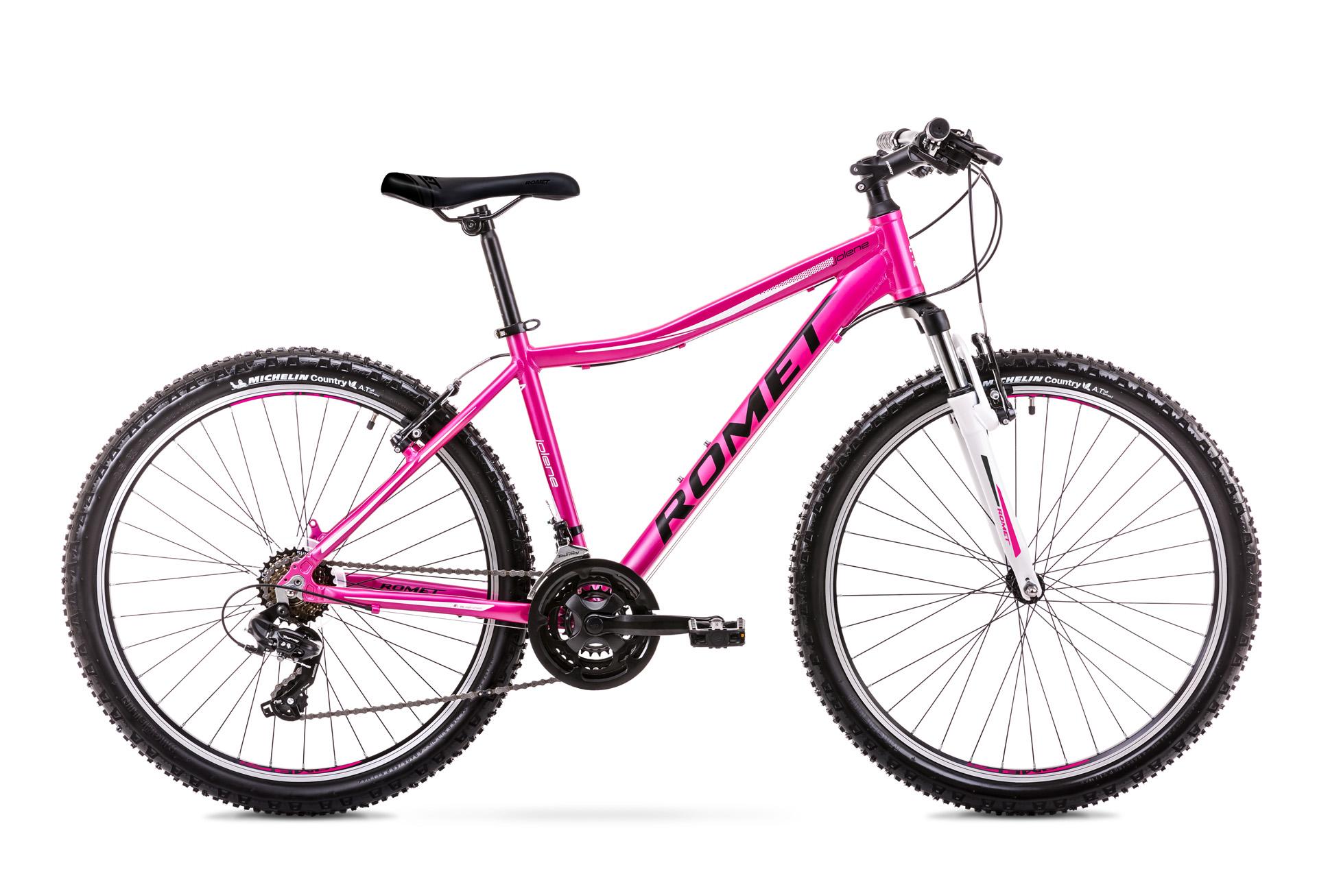 Bicicleta de munte pentru Femei Romet Jolene 6.1 Roz 2019 imagine