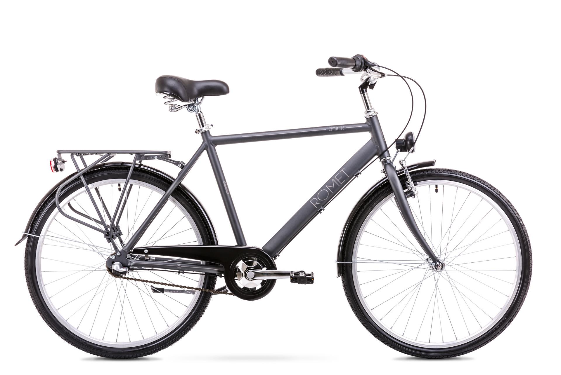Bicicleta de oras pentru Barbati Romet Orion 3S Grafit 2019 imagine