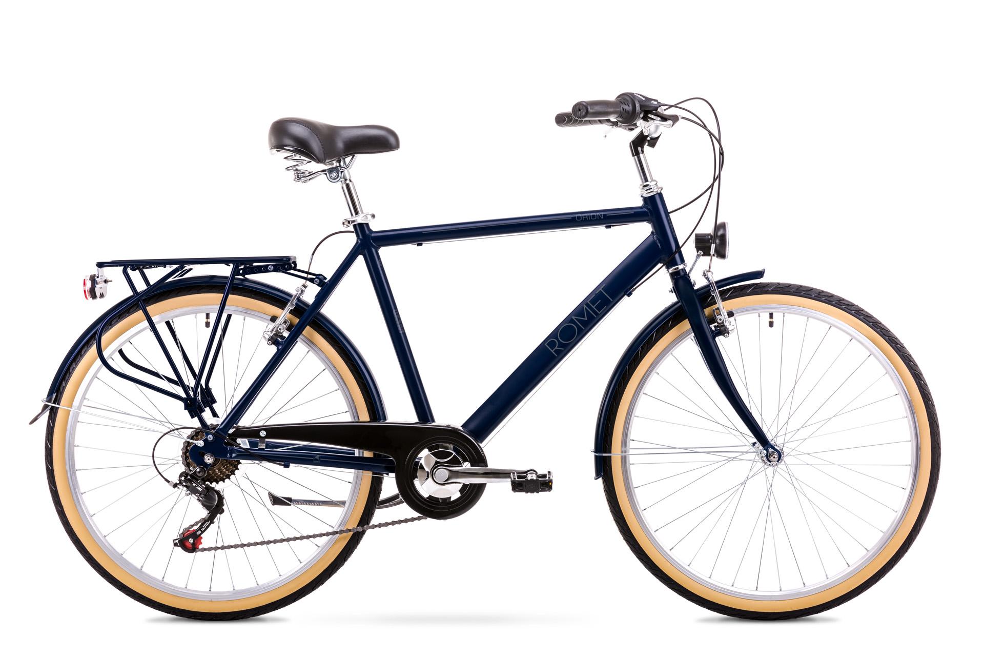 Bicicleta de oras pentru Barbati Romet Orion 6S Bleumarin 2019 imagine