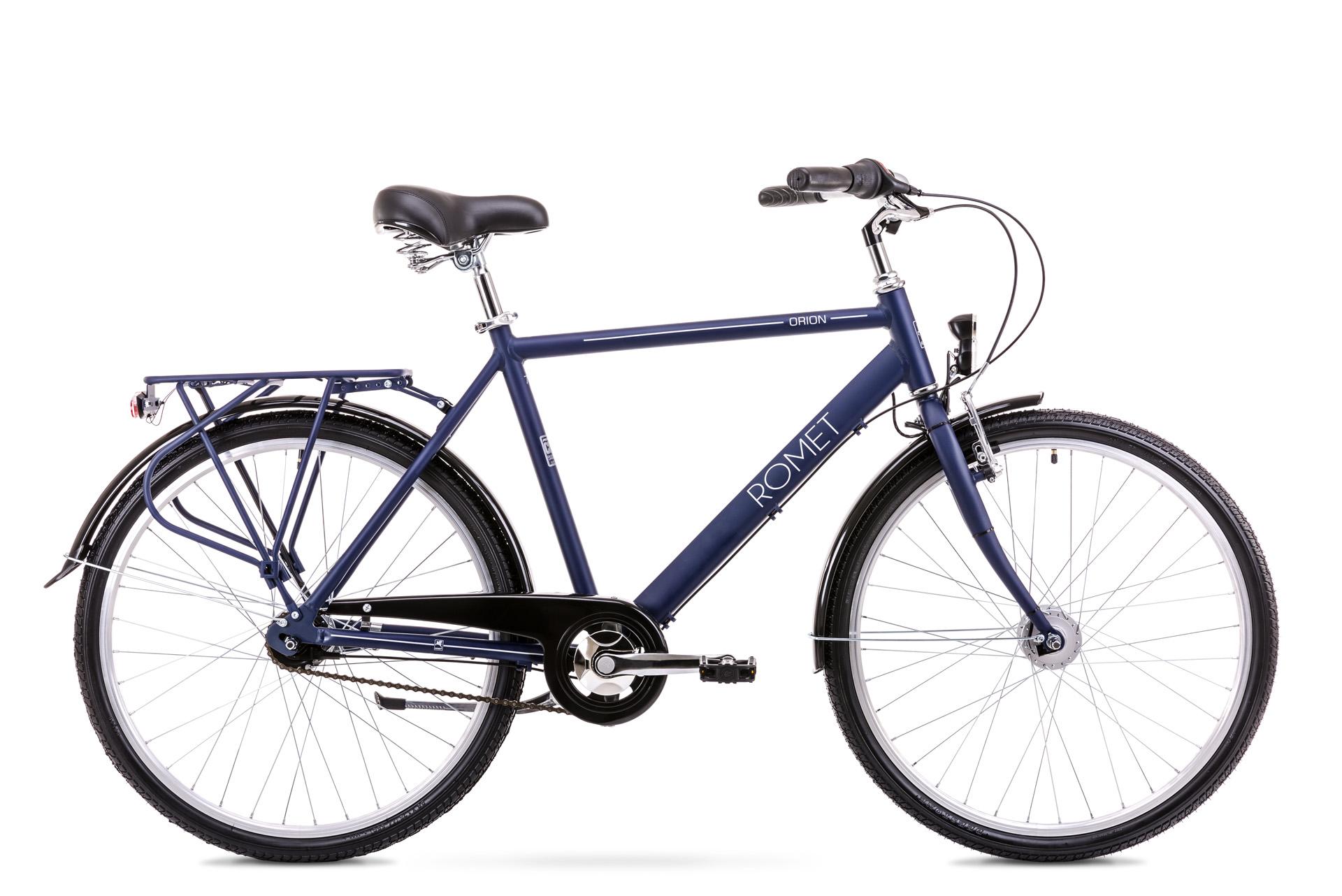 Bicicleta de oras pentru Barbati Romet Orion 7S Bleumarin 2019 Romet
