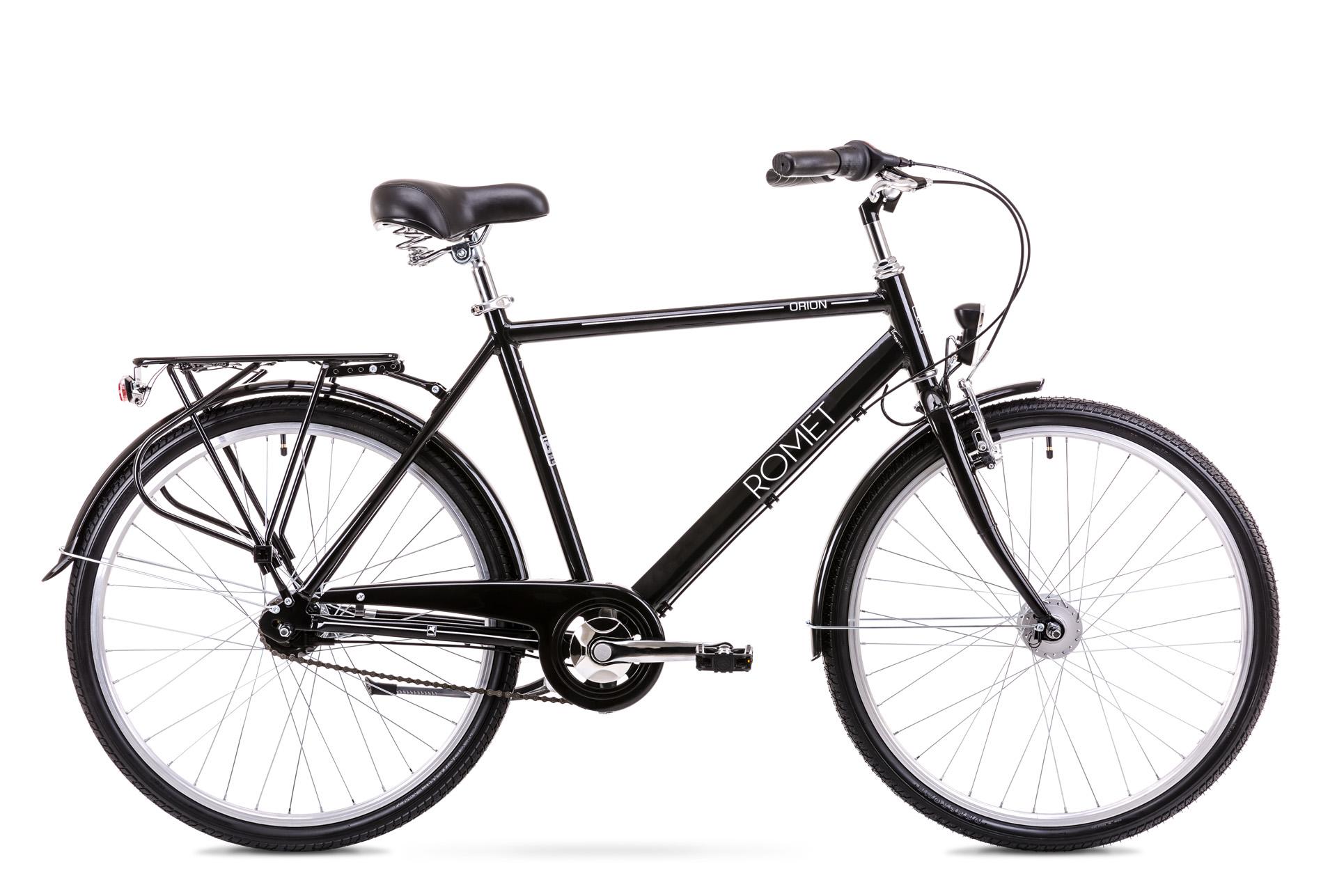 Bicicleta de oras pentru Barbati Romet Orion 7S Negru 2019 Romet