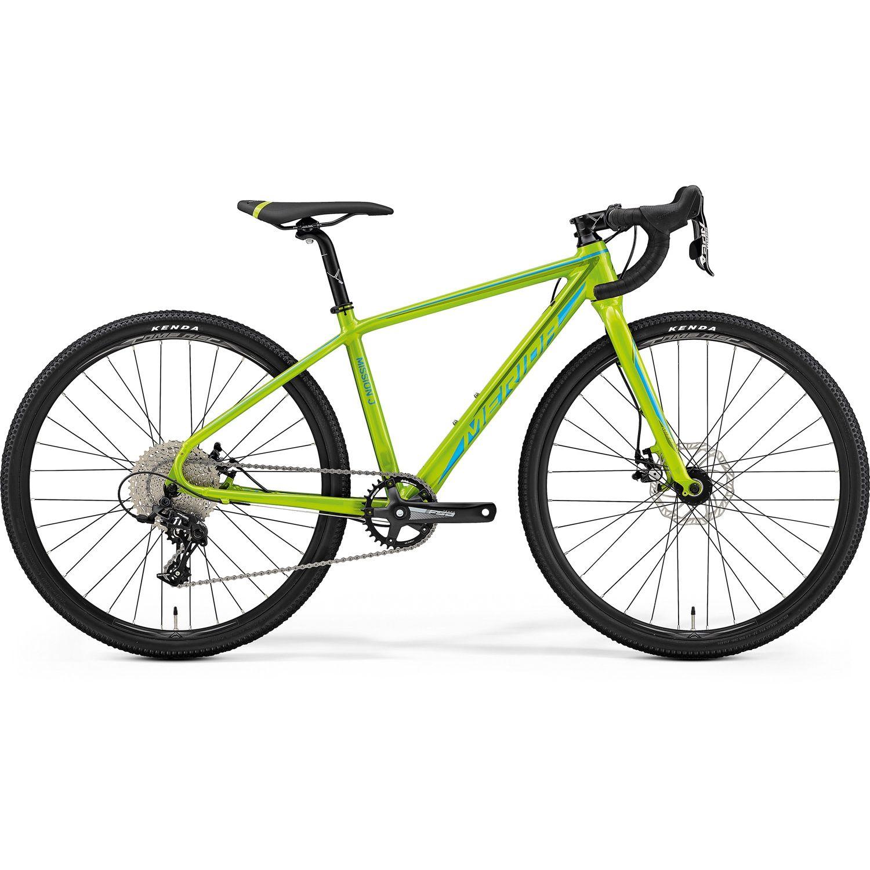Bicicleta de sosea pentru copii Merida Mission J Cx Verde(Albastru/Verde) 39cm 2019 imagine