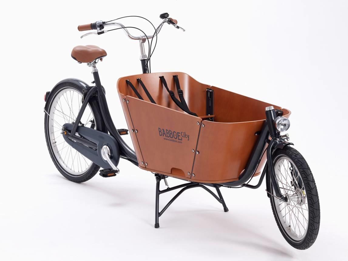 Bicicleta utilitara Babboe City imagine