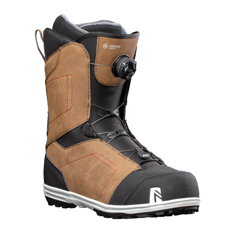 Boots snowboard Barbati Nidecker Aero Maro 20/21 imagine