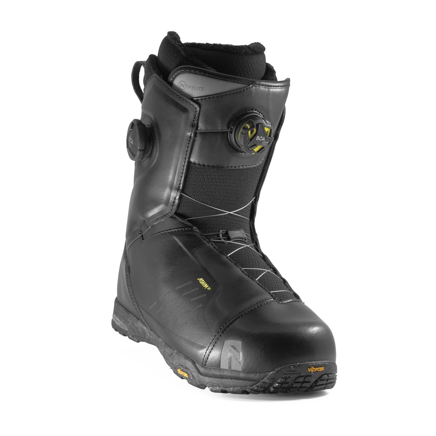 Boots snowboard barbati Nidecker Hylite Negru 2020 imagine