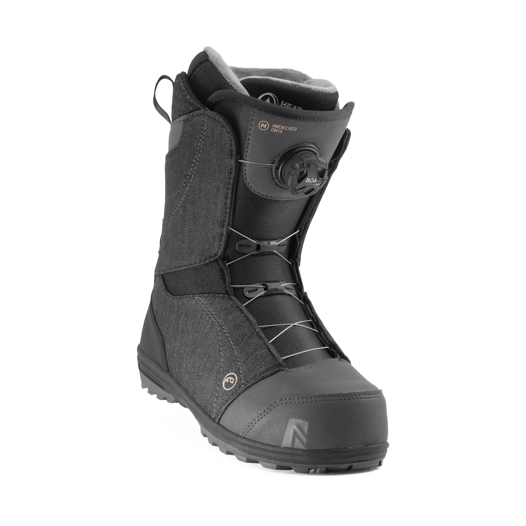 Boots snowboard Femei Nidecker Onyx Coiler Negru 20/21 imagine
