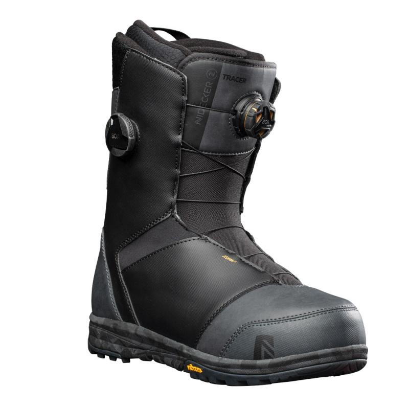 Boots snowboard Barbati Nidecker Tracer Boa Negru 20/21 imagine