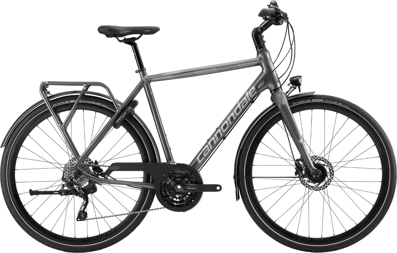 Bicicleta de oras Cannondale Tesoro 2 Gri 2020 Cannondale