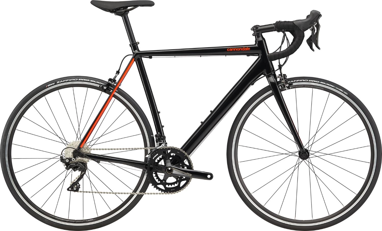 Bicicleta de sosea Cannondale CAAD Optimo 105 Negru Perlat 2020 imagine