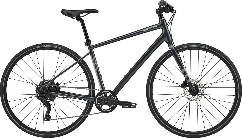 Bicicleta de oras Cannondale Quick 4 Grafit 2020 imagine