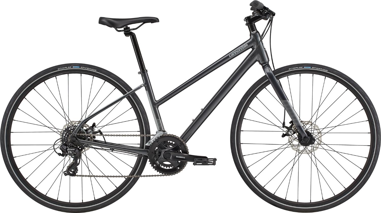 Bicicleta de oras Cannondale Quick Women's 5 Grafit 2020 imagine