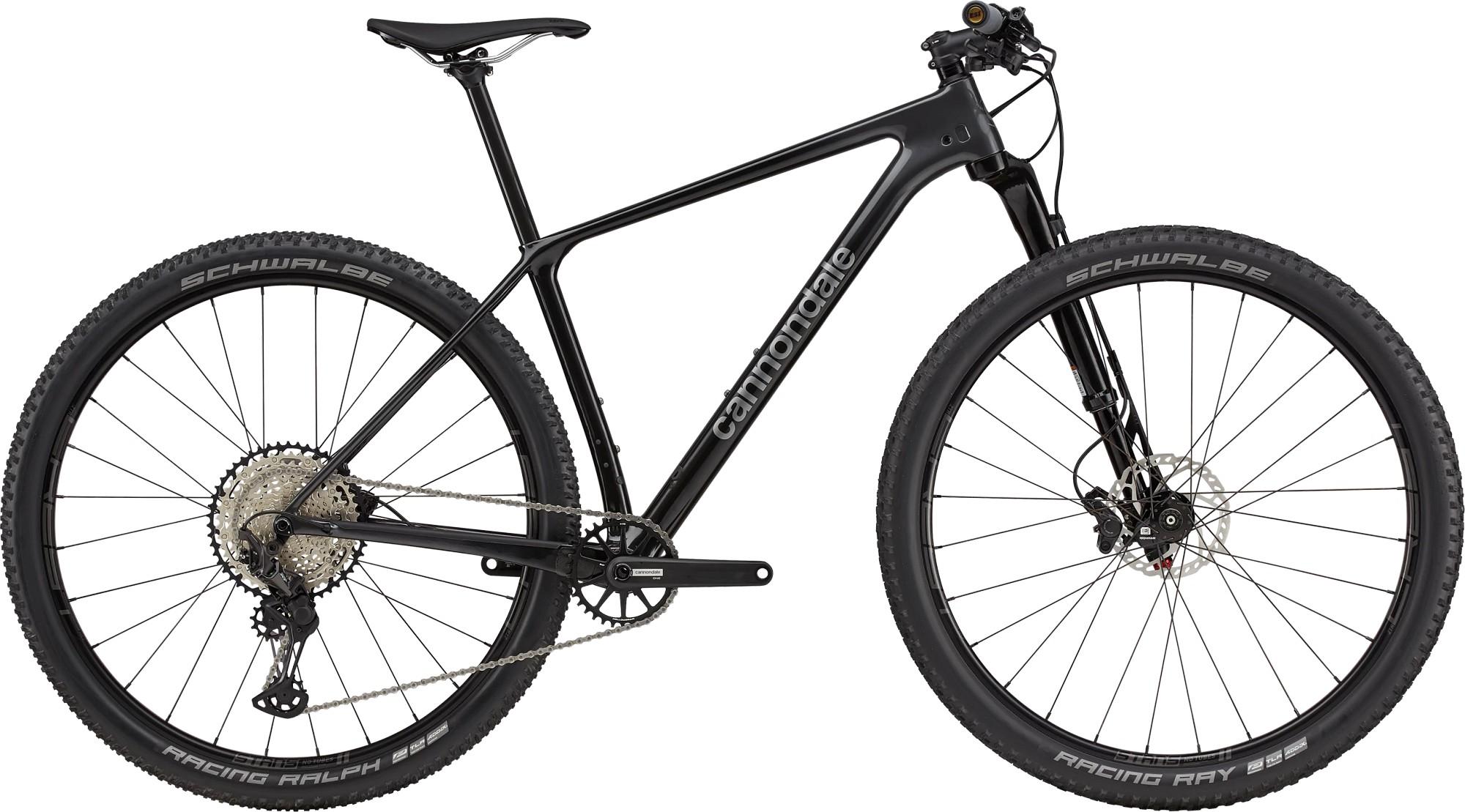 Bicicleta de munte hardtail Cannondale F-SI Carbon 3 Negru 2021 imagine