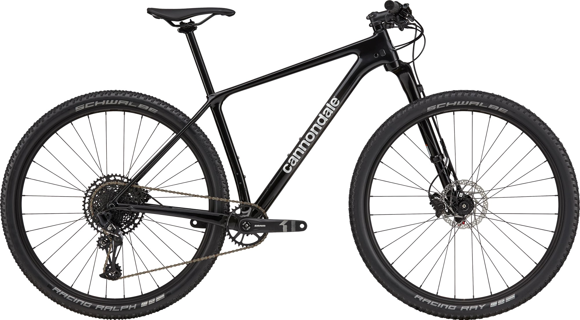 Bicicleta de munte hardtail Cannondale F-SI Carbon 4 Argintiu 2021 imagine