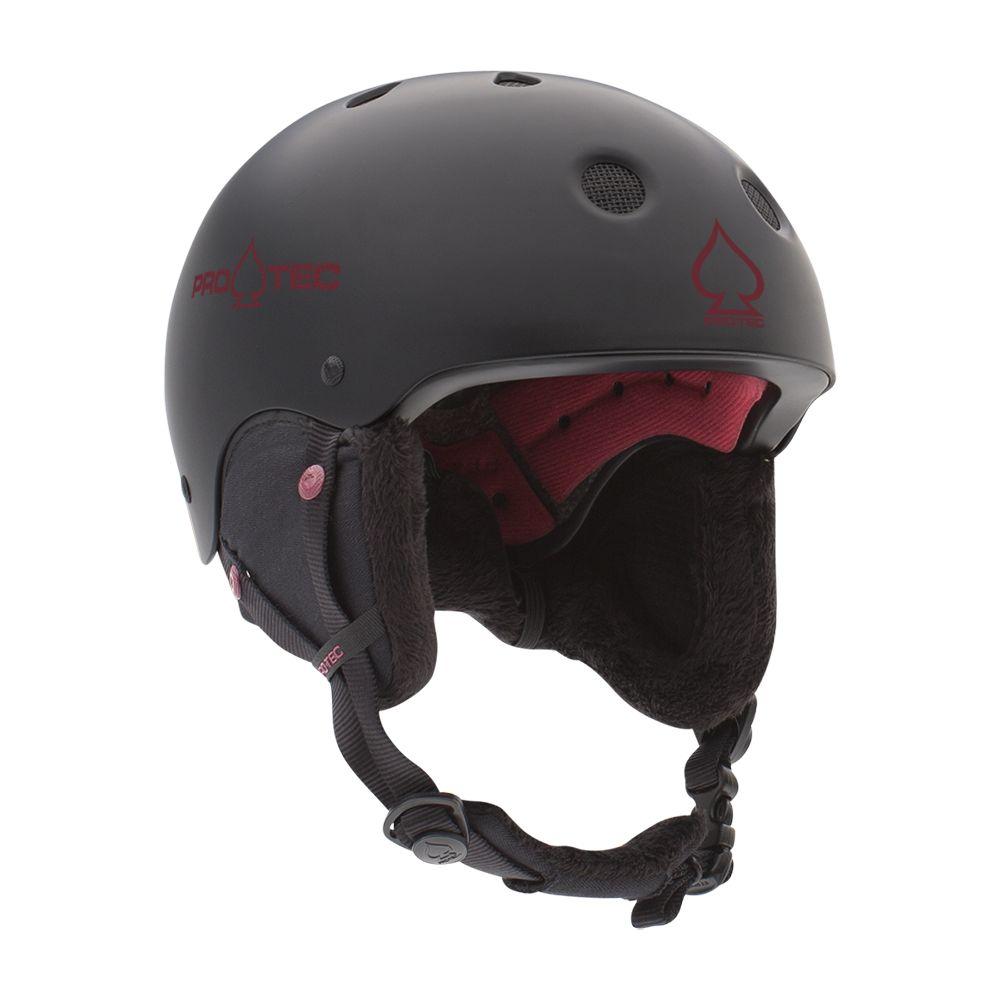 Casca schi/snowboard unisex adulti Pro-Tec Classic Certified Snow Negru imagine
