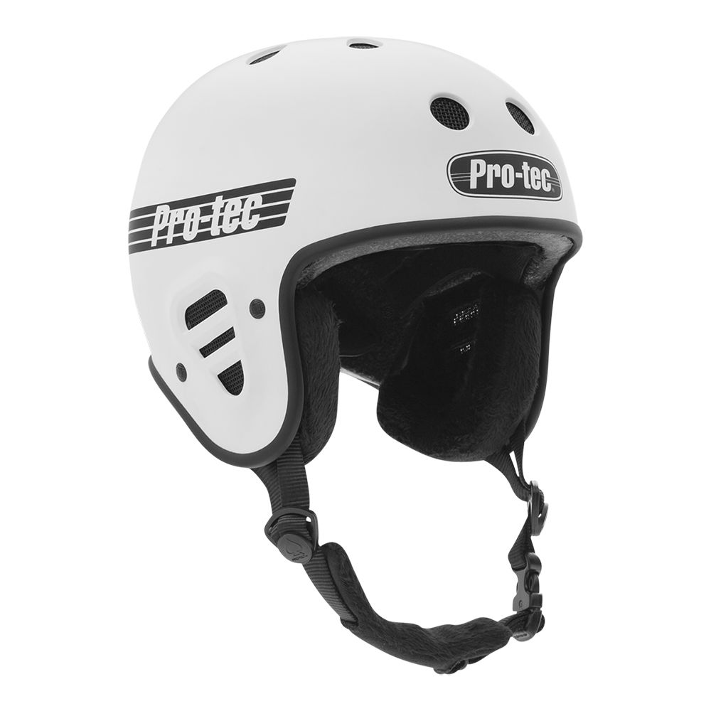 Casca schi/snowboard unisex adulti Pro-Tec Full Cut Certified Snow Alb imagine