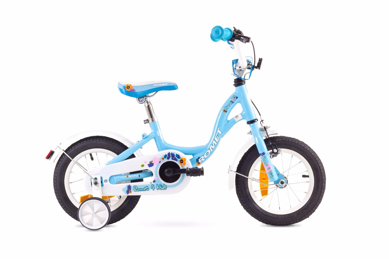 Bicicleta pentru copii Romet DIANA 12 Albastru 2018 imagine