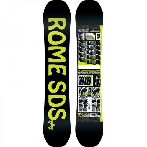 Placa snowboard barbati Rome Mechanic 2020 imagine