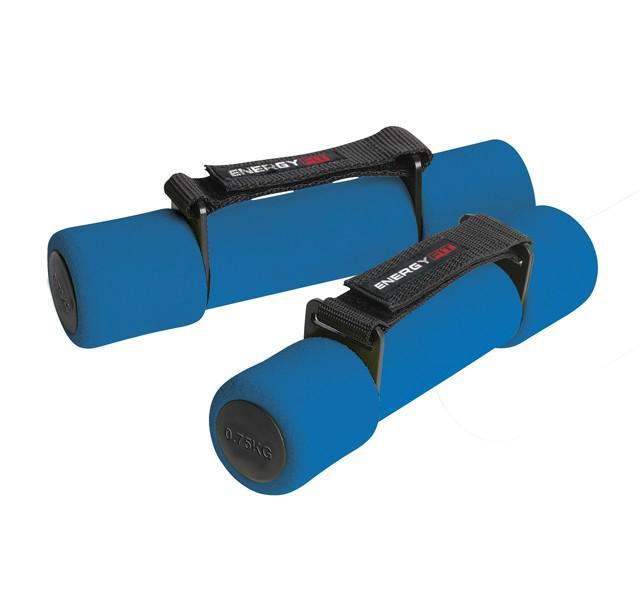 Gantere burete 2*0.75 kg Energy Fit imagine