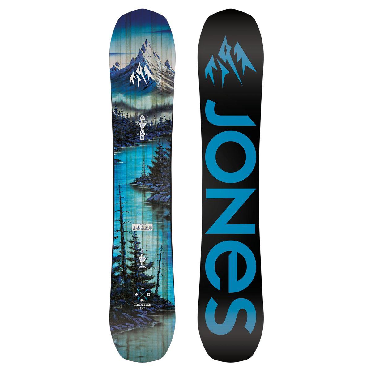 Placa snowboard barbati Jones Frontier 20/21 imagine