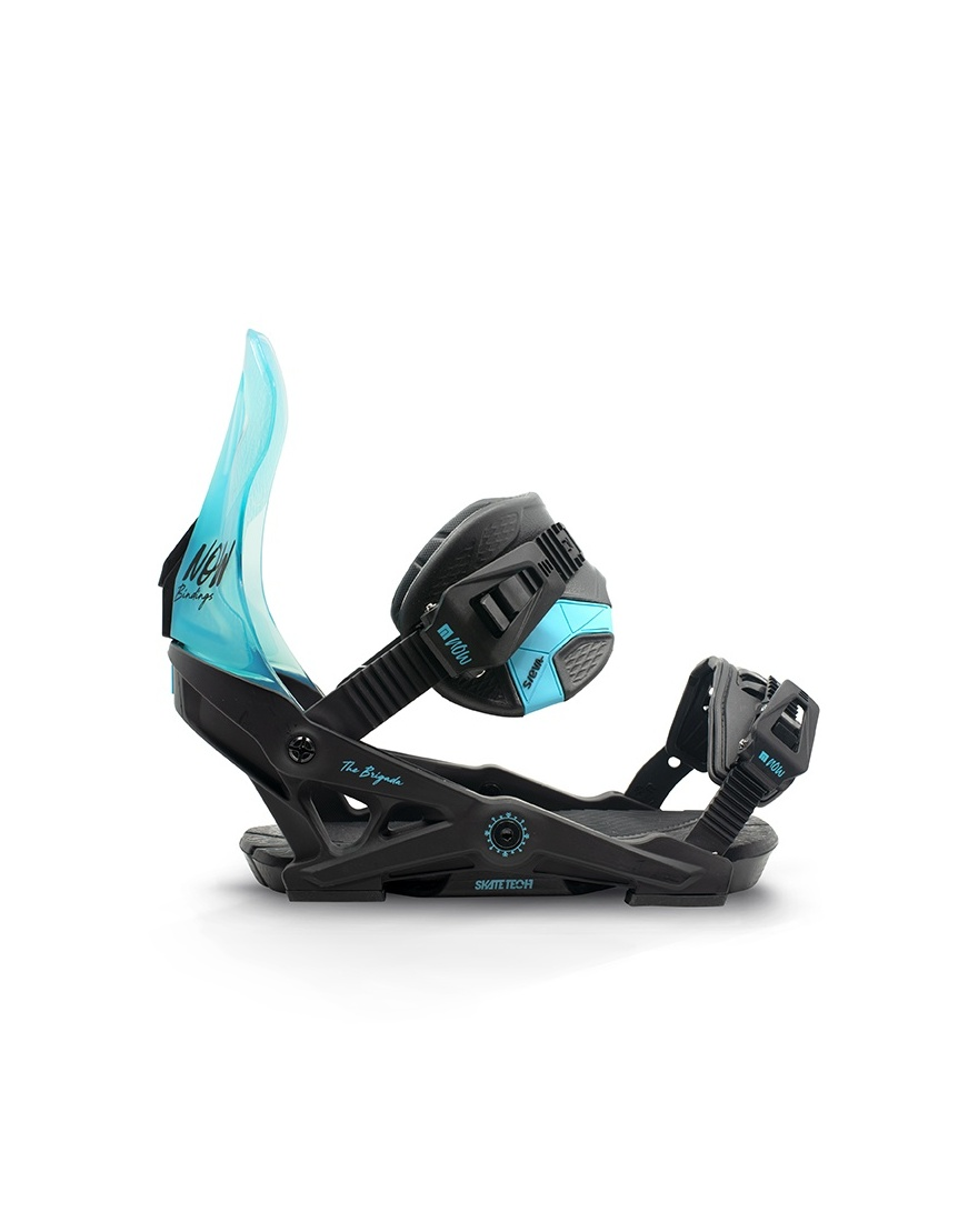Legaturi snowboard Femei Now Brigada Albastru 20/21 imagine