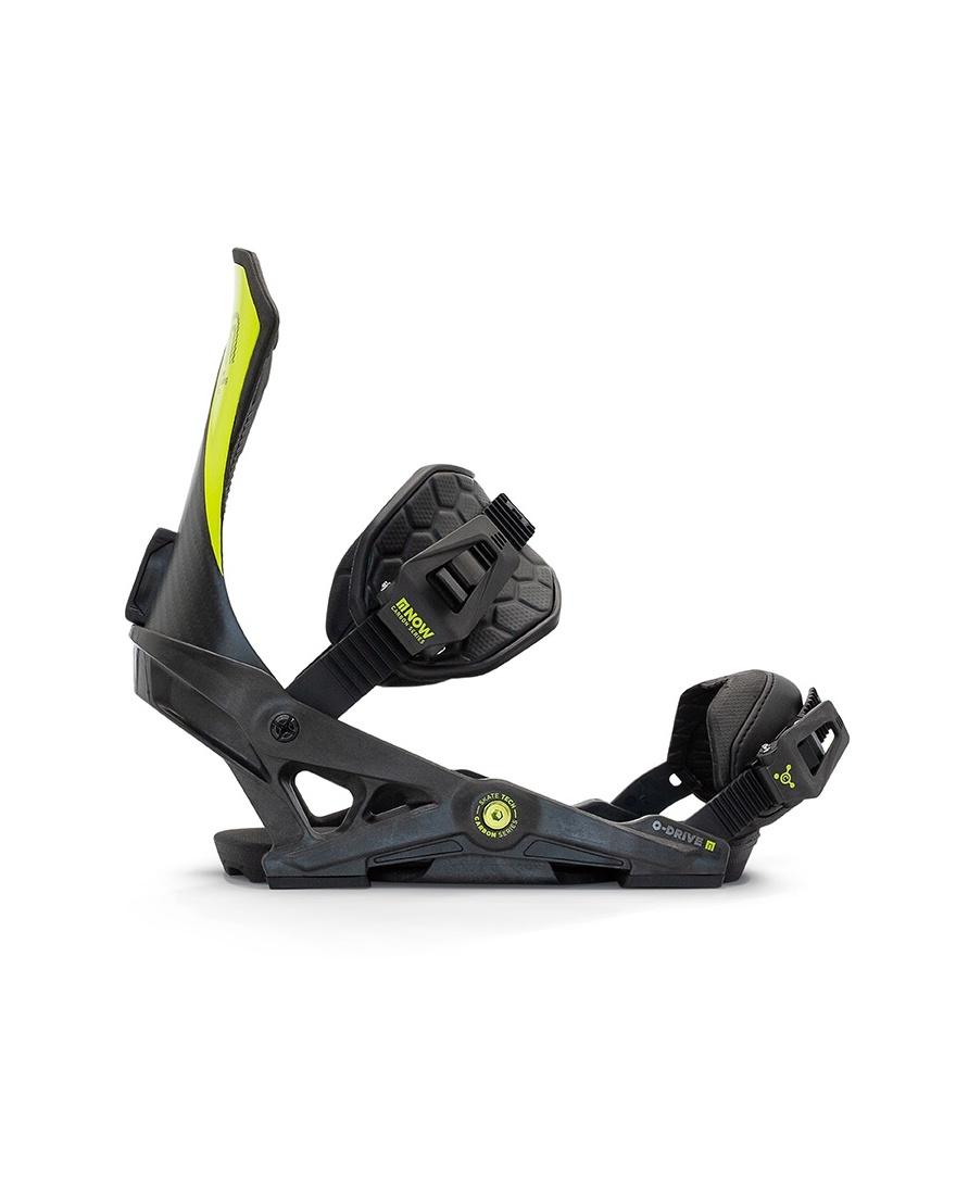 Legaturi snowboard Barbati Now O-Drive Negru 20/21 imagine