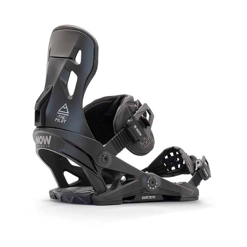 Legaturi snowboard Barbati Now Pilot Negru 20/21 imagine