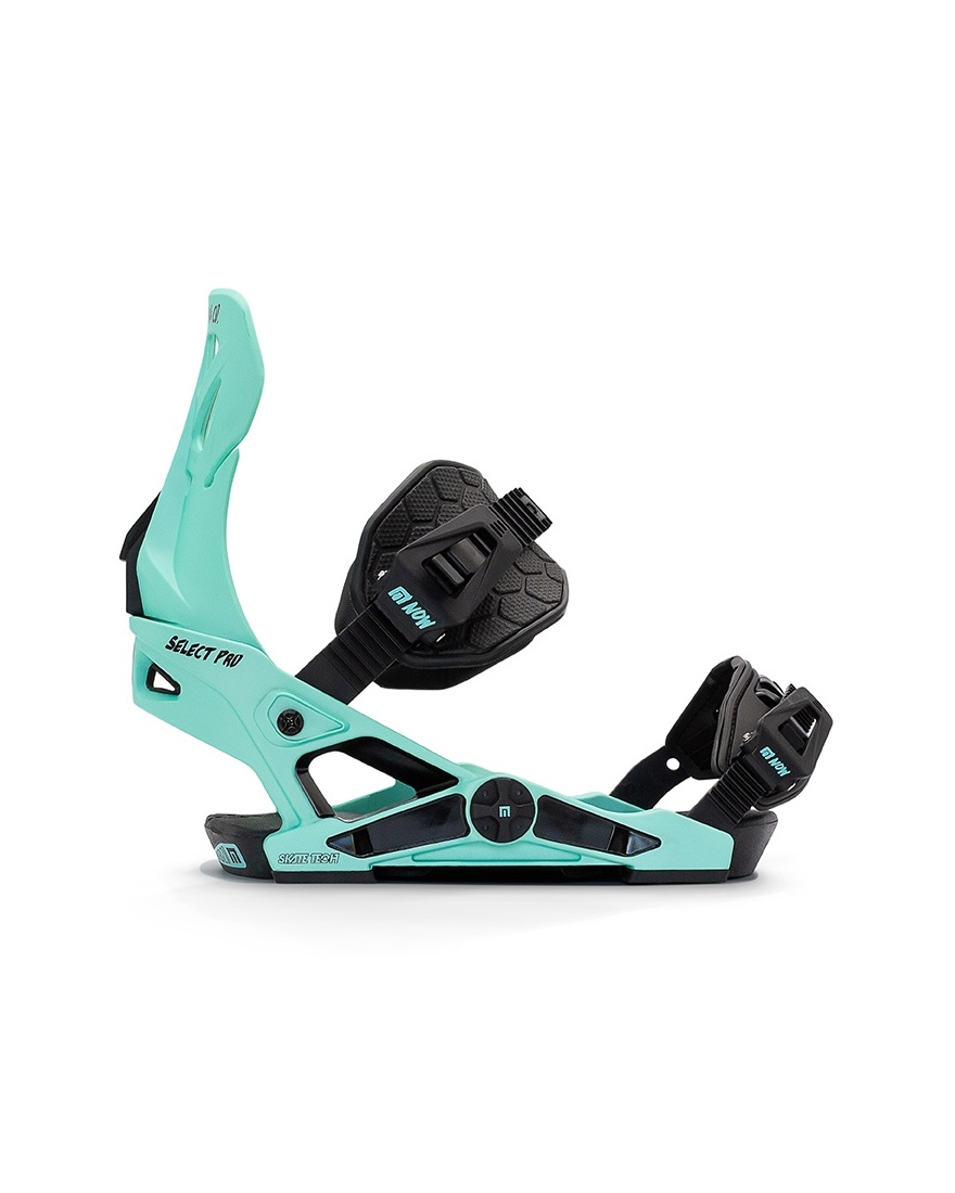 Legaturi snowboard Barbati Now Select Pro Aquamarine 20/21 imagine
