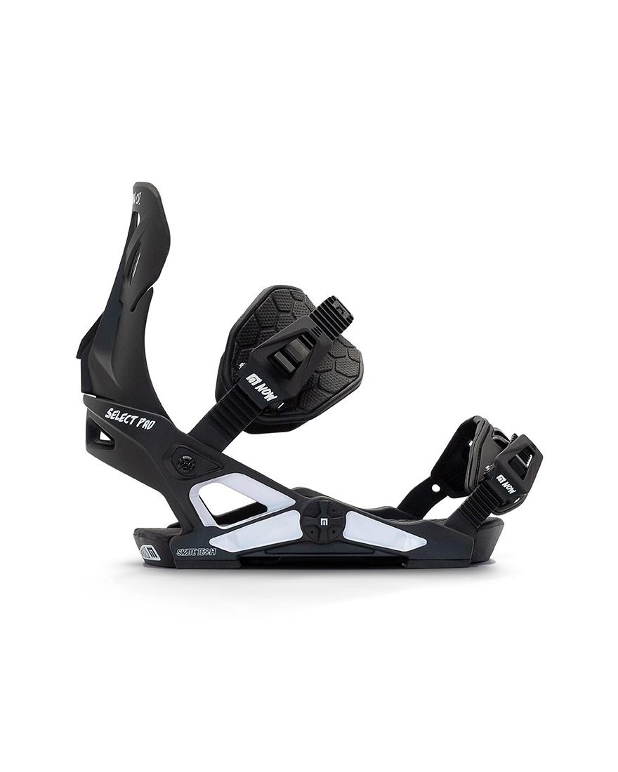 Legaturi snowboard Barbati Now Select Pro Negru 20/21 imagine