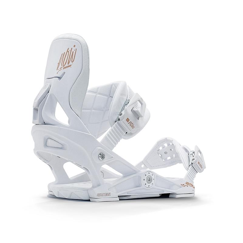 Legaturi snowboard Femei Now Vetta Alb 20/21 imagine