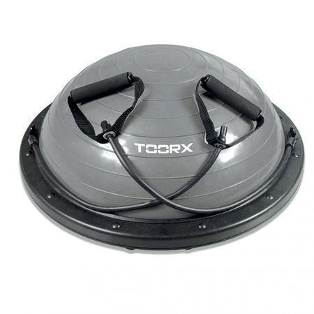 Minge Bosu Toorx Pro Corzi Elastice Diametru 58 Cm imagine