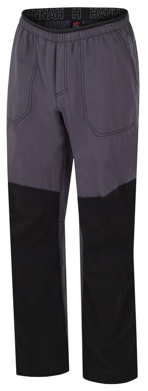 Pantaloni barbati Hannah Blog Gri/Antracit imagine