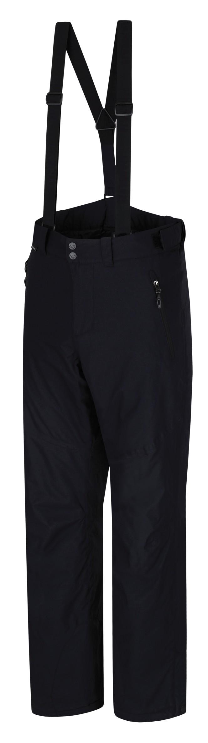 Pantaloni schi barbati Hannah Grant Antracit imagine