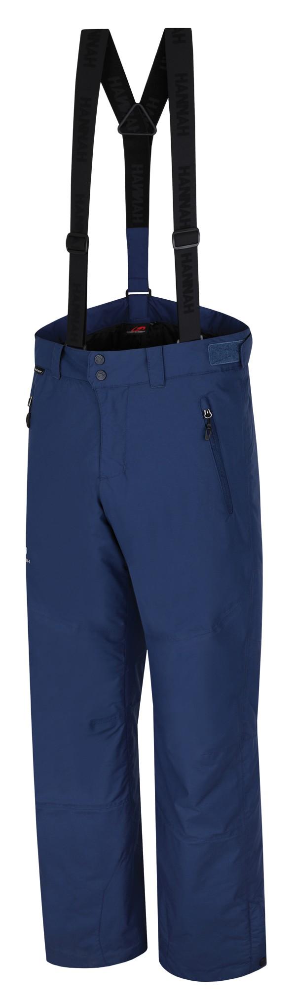 Pantaloni schi barbati Hannah Grant Bleumarin imagine