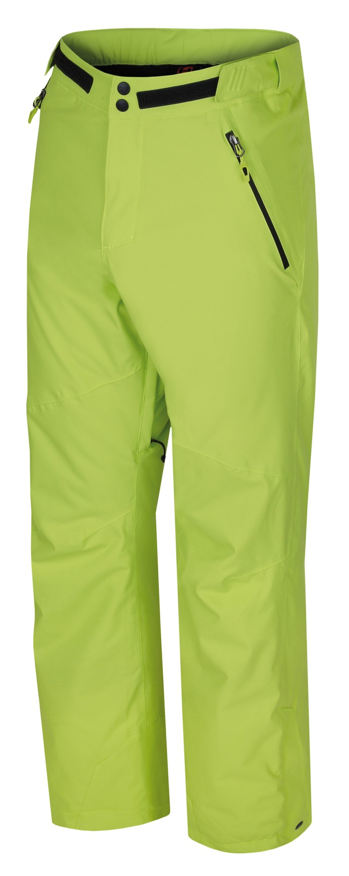 Pantaloni schi barbati Hannah Park Verde Lime imagine