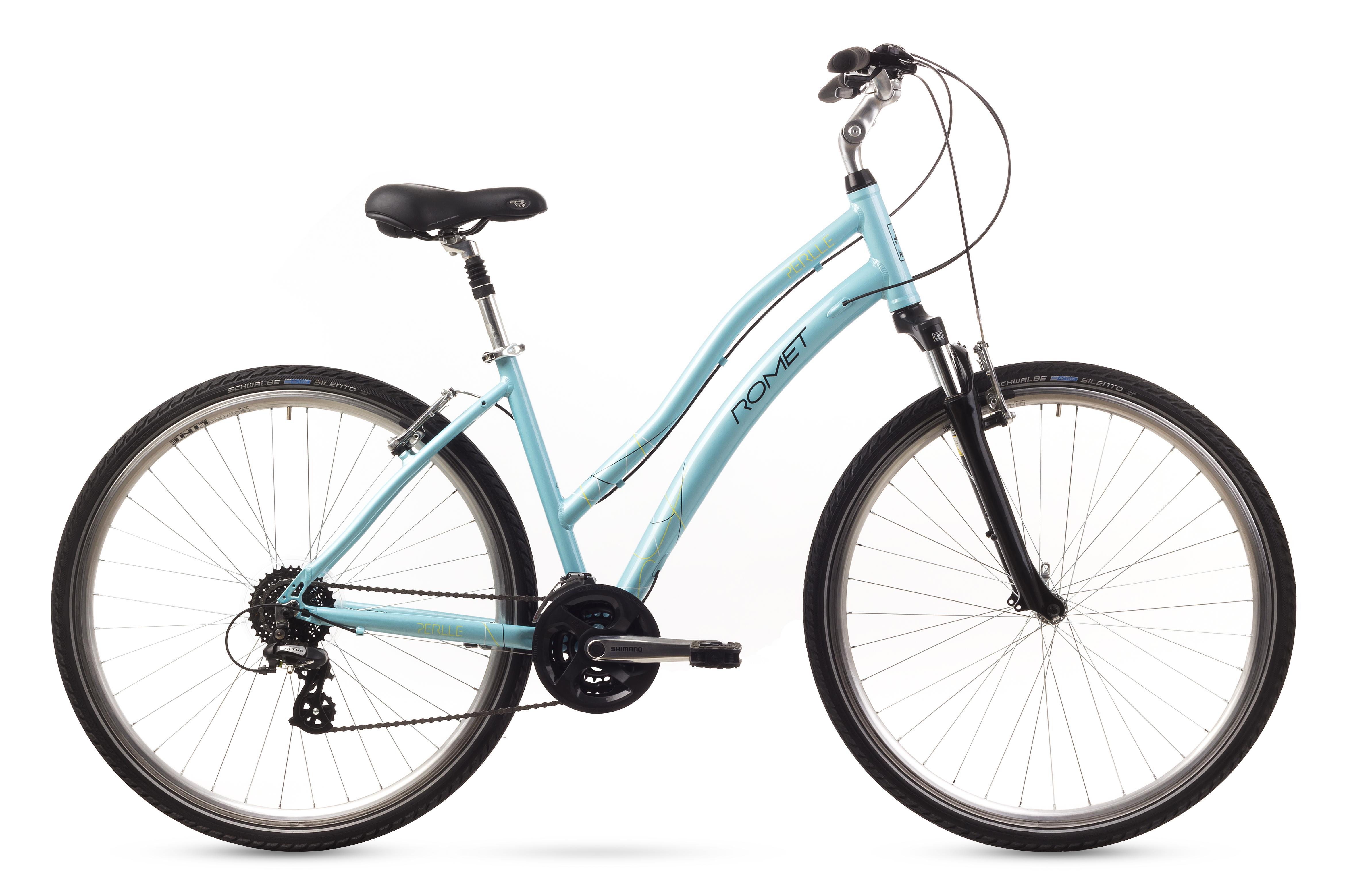 Bicicleta de oras Romet PERLLE Turcoaz 2016 Romet