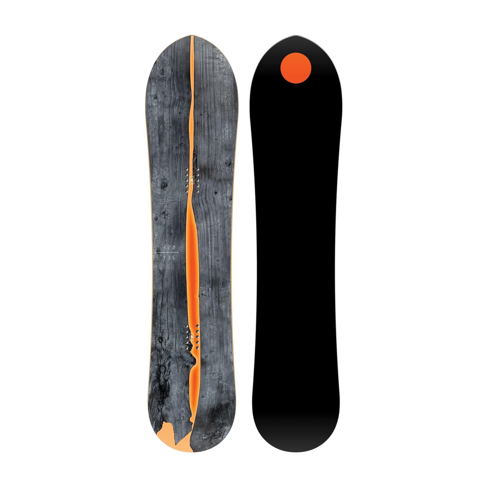 Placa snowboard barbati YES 420 2019 imagine