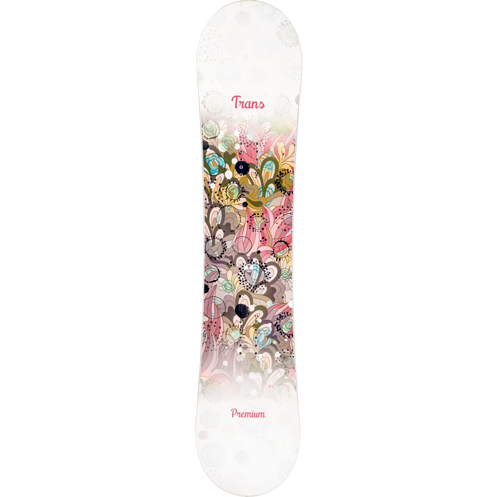 Placa snowboard copii Trans Premium JR Fullrocker Alb 2019 imagine